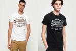 Superdry Mittelschweres Vintage Logo Authentic T-Shirt