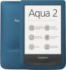 "Pocketbook Aqua 2 azure 8GB E-Book Reader 6"" Touchscreen WLAN MP3-Player"