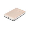 G-Technology G-DRIVE Mobile 1TB USB-C 3.1 Gen1 2,5zoll 7200rpm gold