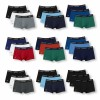 3er Pack LACOSTE Boxershorts Boxer Trunks Colours Microfiber Stretch Farbwahl