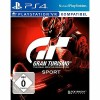 Sony PS4 Gran Turismo Sport Game Playstation 4 CD Videospiel DISC-Version OVP